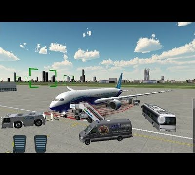 Flight 787 Advance – Walkthrough – Gameplay