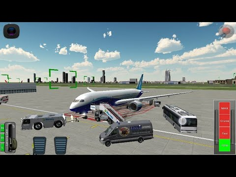 Flight 787 Advance – Walkthrough – Gameplay