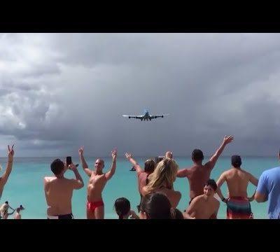 St Maarten Beaches, St Maarten Airport, Bikini Girls, Jet Planes