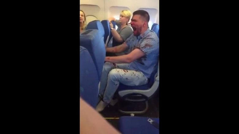 Fights on Planes! (COMPILATION)