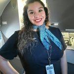 Hello, just your friendly Flight Attendant Sarah!