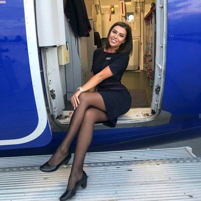 Airline cutie